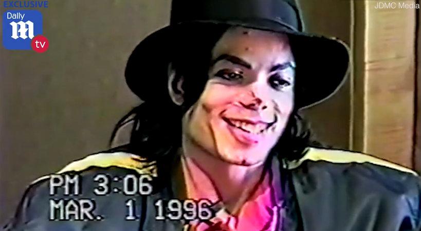 Michael Jackson, proces w 1996 roku