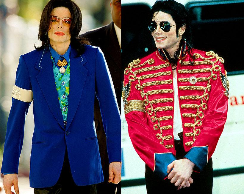 Michael Jackson, stylizacje