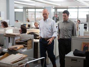 Michael Keaton i Mark Ruffalo