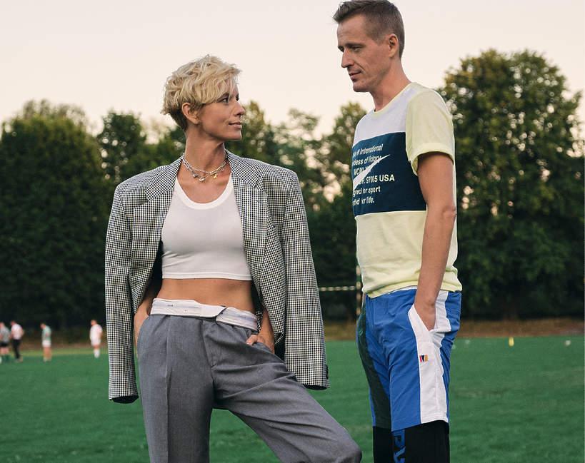 Michał Kołodziejczyk, Anita Werner, VIVA! 22/2020, Anita Werner, VIVA! listopad 2020