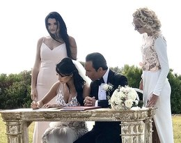 Michał Malitowski ślub, Yuliya Phillips