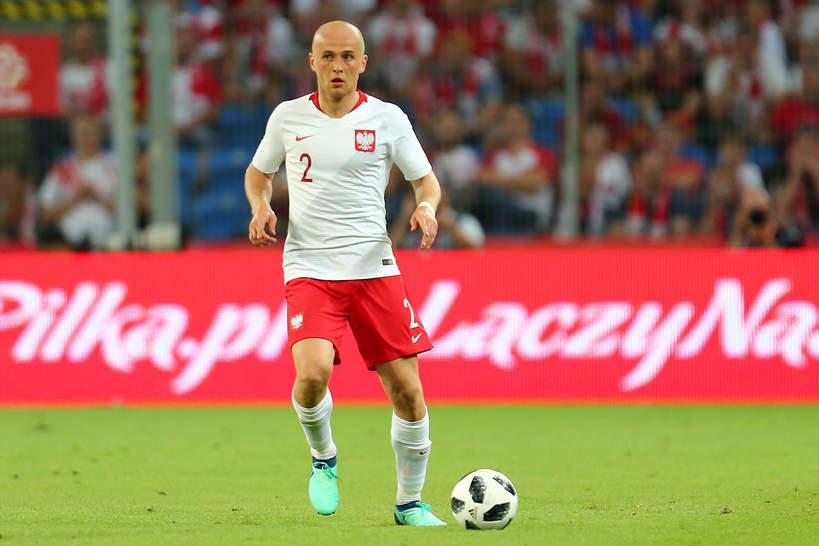 Michał Pazdan 2018, Mecz towarzyski - Polska -Chile,