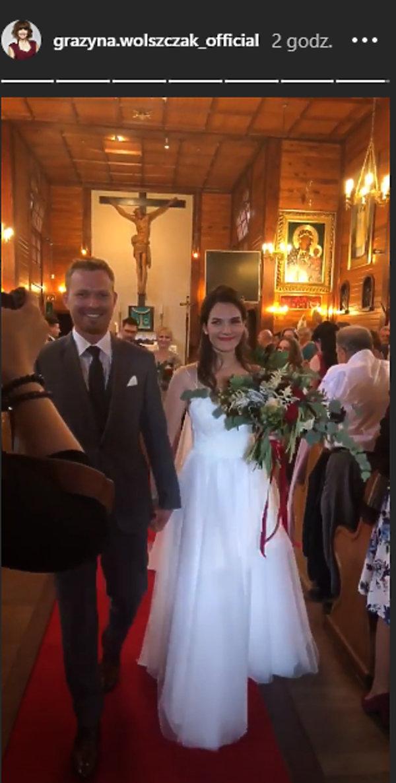 Michał Tomala i Anna Maria Jarosik, aktorzy Na Wspólnej