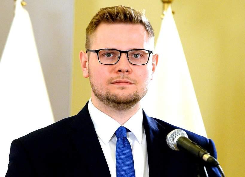 Michał Woś, minister środowiska, koronawirus
