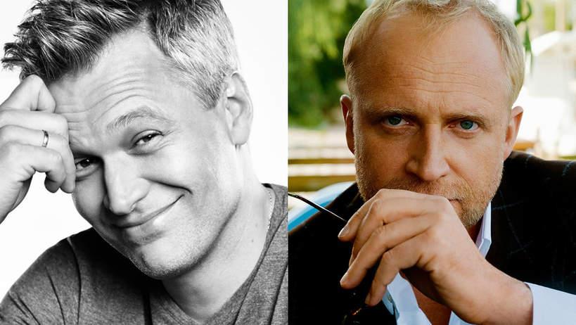 Michał Żebrowski, Piotr Adamczyk