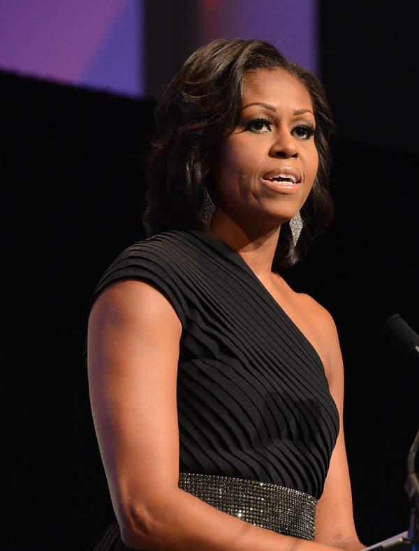 Michelle Obama, 2012 rok