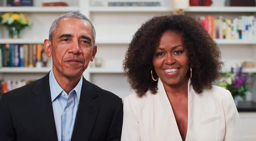Michelle Obama, Barack Obama