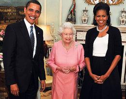 Michelle Obama ujawnia tajemnice Pałacu Buckingham. Co na to królowa Elżbieta II?