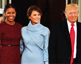 Ten prezent zaskoczył Michelle Obamę! Już wiadomo, co podarowała jej Melania Trump