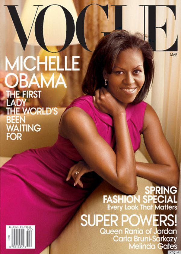 Michelle Obama Vogue 2009
