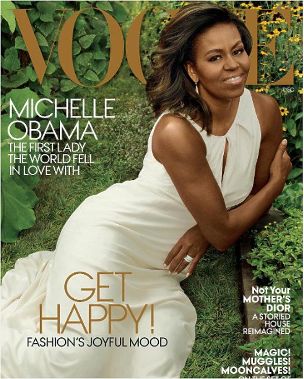 Michelle Obama Vogue 2016