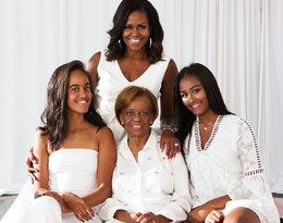 Michelle Obama na wspólnym zdjęciu ze swoimi córkami i mamą!