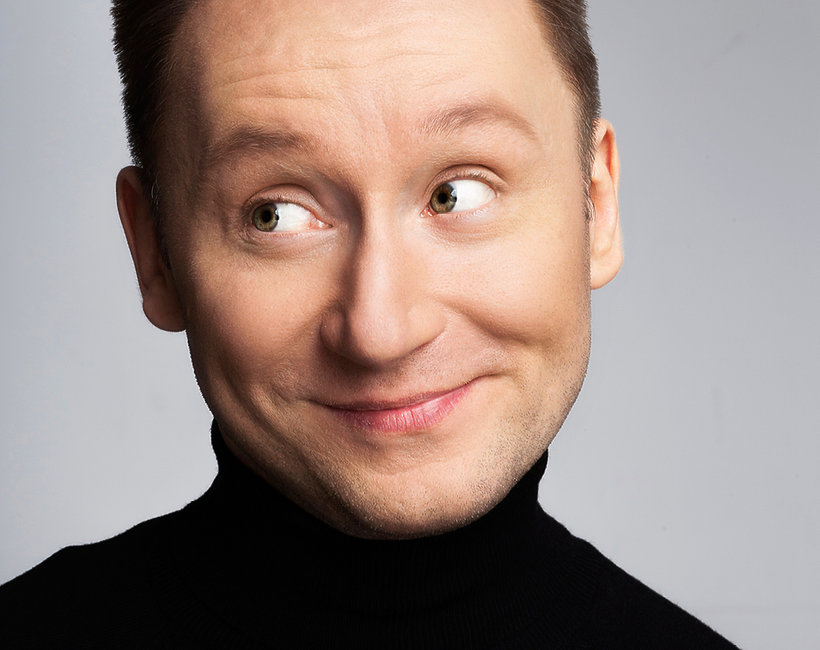 Mikołaj Milcke, autor książki Gej w wielkim mieście