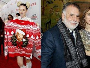 Miley Cyrus, Francis Ford-Coppola, Sofia Coppola i Bill Murray
