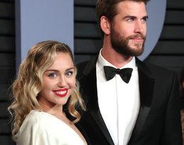 Tymi zdjęciami Miley Cyrus potwierdziła ślub z Liamem Hesmworthem!