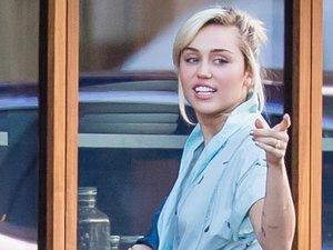 Miley Cyrus jest w ciąży! Kto zostanie ojcem?