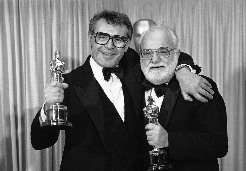 Milos Forman, Oscar za Amadeusza