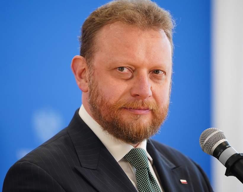 Minister zdrowia, Łukasz Szumowski