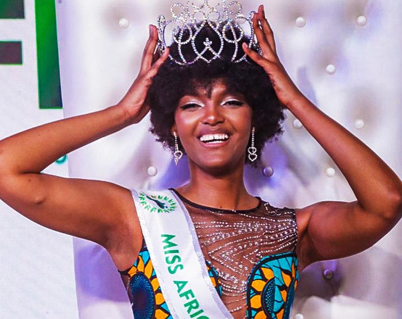 Miss Africa 2019, Miss Afryki 2019