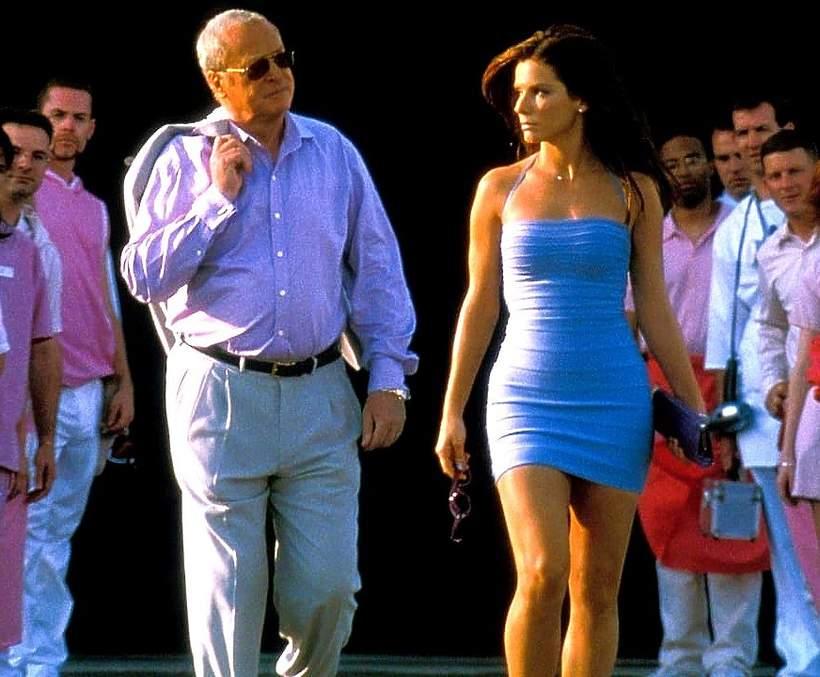 Miss Agent, Sandra Bullock