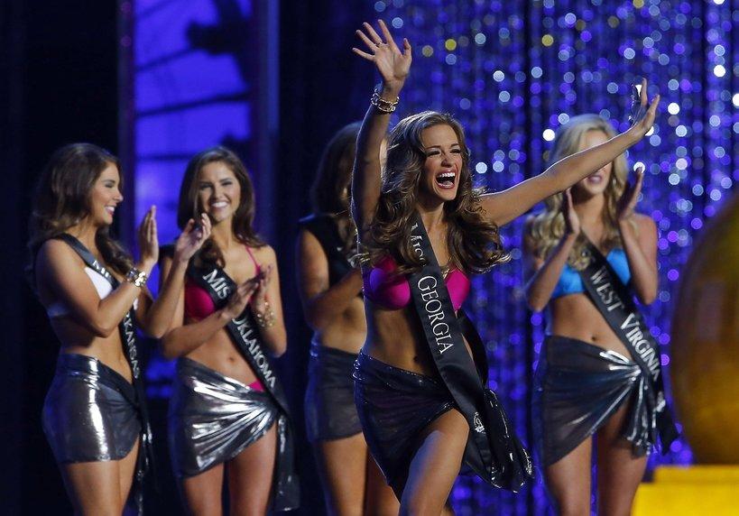 Miss America, Miss Ameryka
