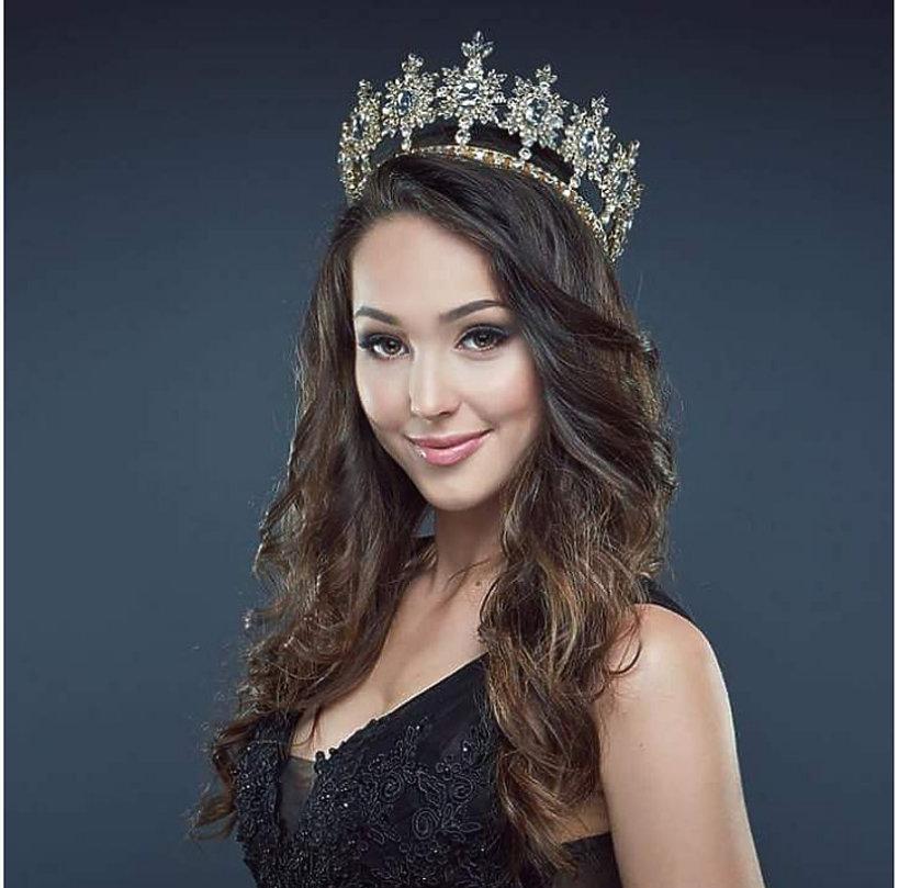 Miss Polski 2017, Kamila Świerc
