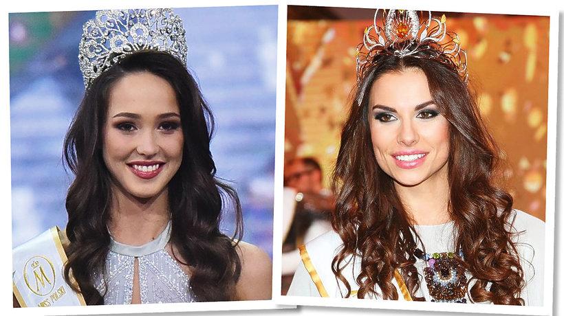 Miss Polski 2017 Kamila Świerc, Miss Polonia 2017 Agata Biernat
