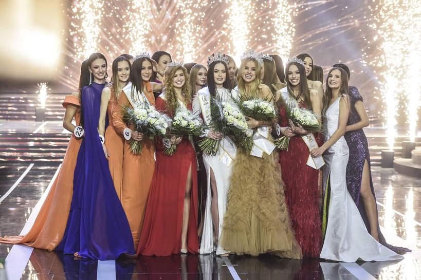 Miss Polski 2020, finał