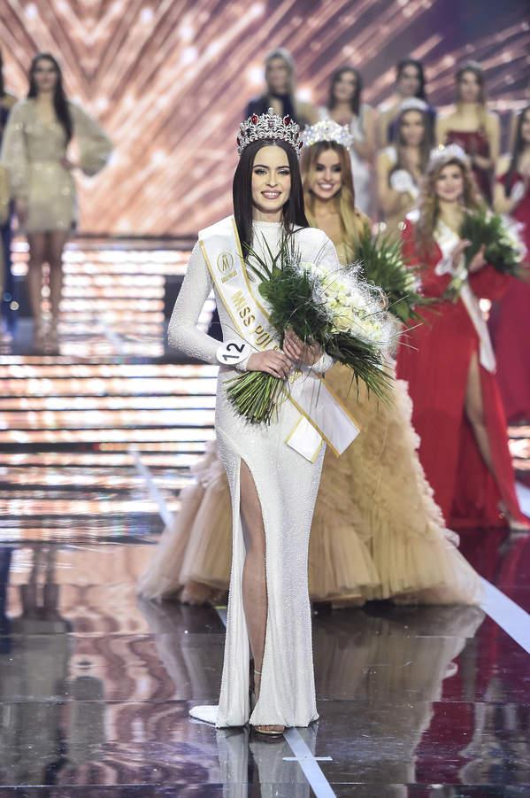 Miss Polski 2020, finał, Anna-Maria Jaromin