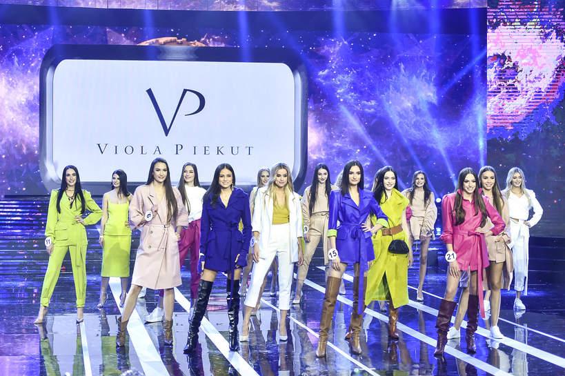 Miss Polski 2020, gala