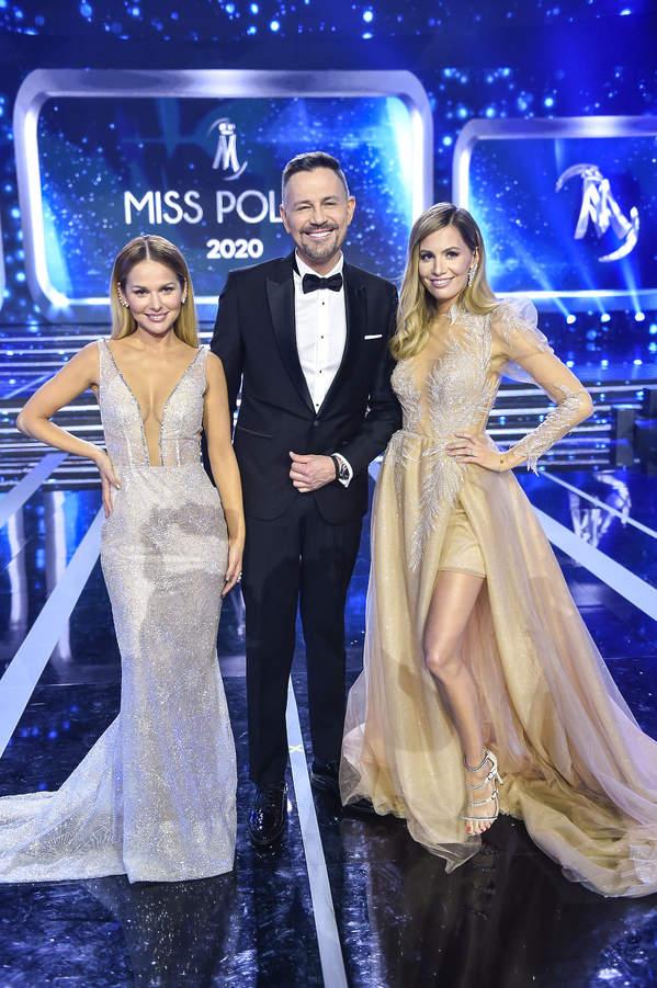 Miss Polski 2020, prowadzący