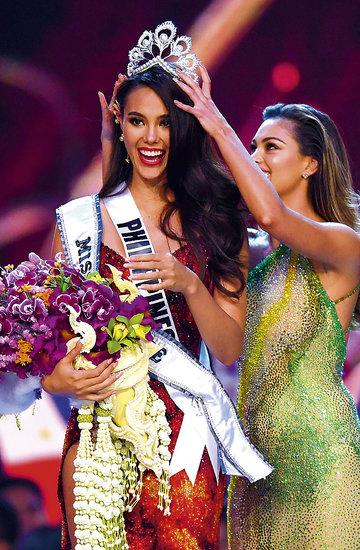 Miss Universe 2018,  Miss Filipin