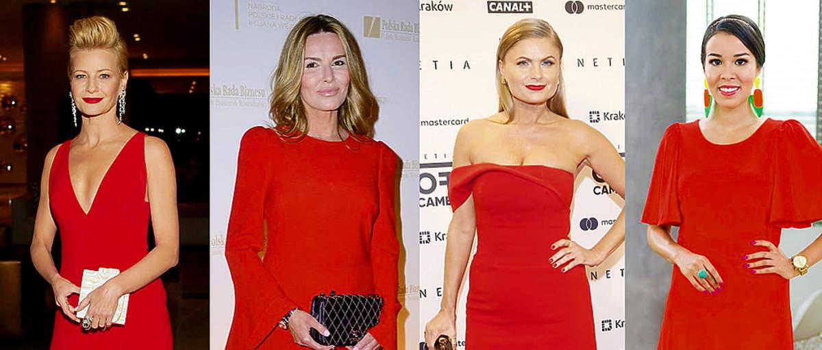 Uwielbiasz Czerwone Sukienki Podpowiadamy Jak Dobrac Do Nich Dodatki Viva Pl