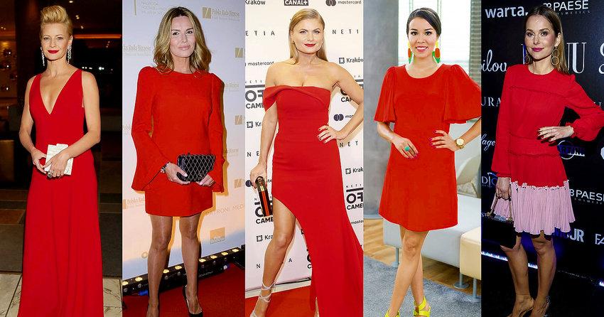 9d7d33bbec Jakie dobrać dodatki do czerwonej sukienki