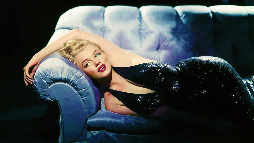 moda, figura klepsydry, Marilyn Monroe