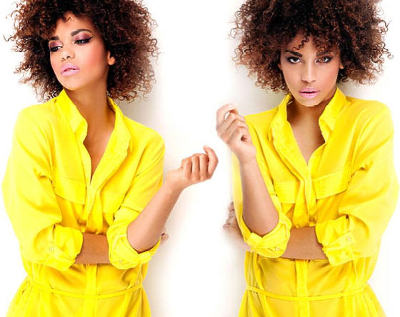 moda, jakie kolory pasują do żółtego?
