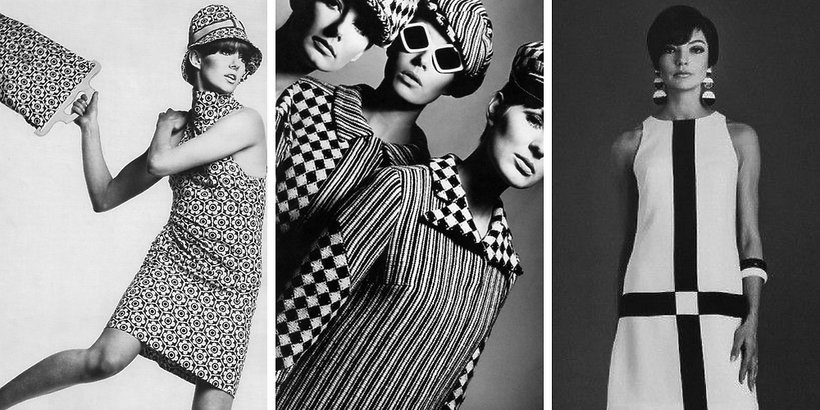 Moda, lata 60.