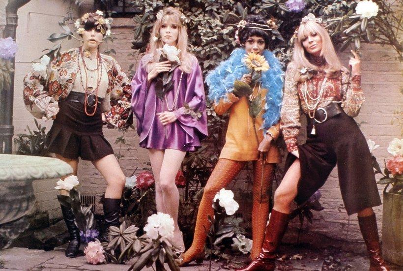 moda, lata 70., styl disco