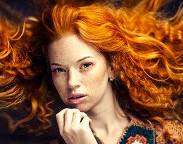 Masz rude włosy i piegi? Sprawdź, czy Twój typ urody to jesień!