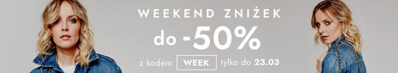 Modivo.pl, weekend zniżek