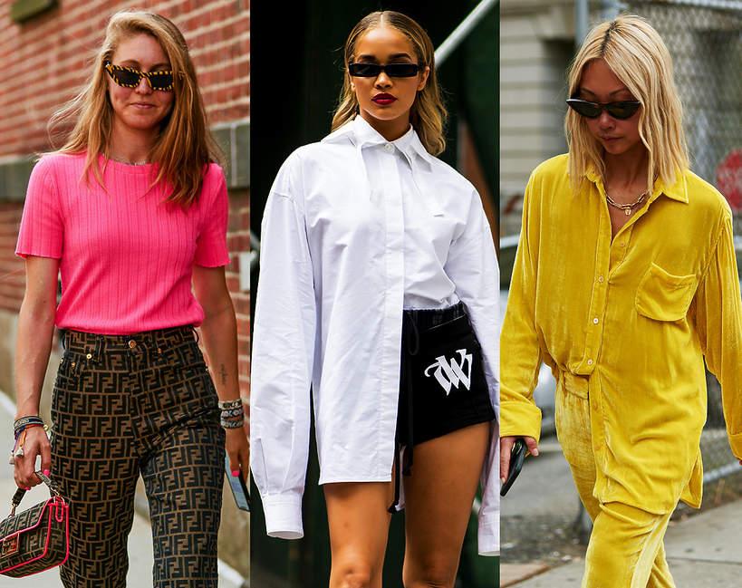 modne bluzki na wiosnę 2020