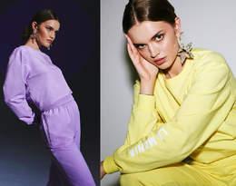 Modne bluzy i dresy z bawełny organicznej w pastelowych kolorach. Zobacz limitowaną kolekcję La Mania!