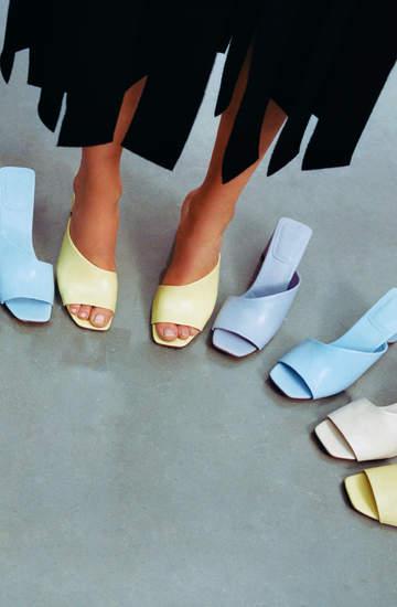 Modne buty na wiosnę-lato 2021 z kolekcji Jenny Fairy