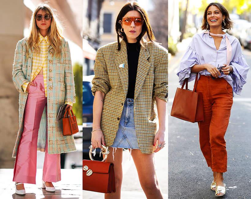 Modne ubrania na wiosnę 2021 vintage