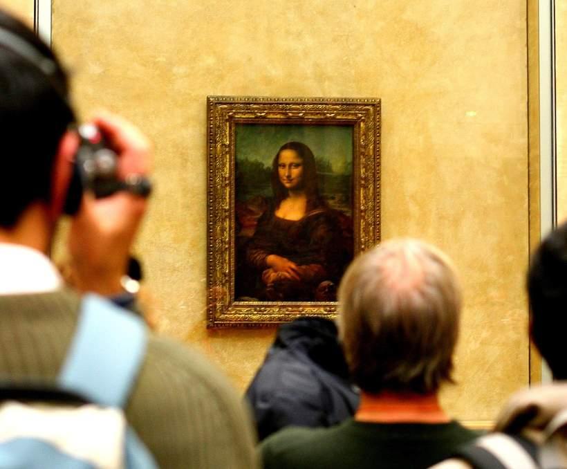 Mona Lisa, obraz Leonardo da Vinci