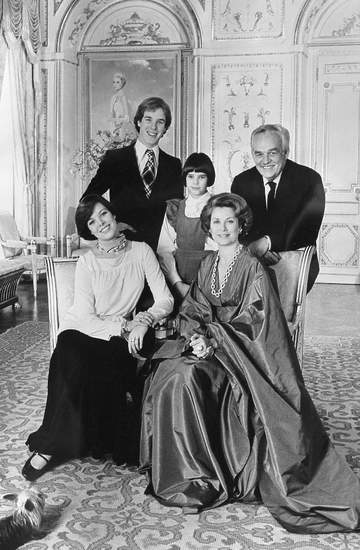 monakijska rodzina królewska