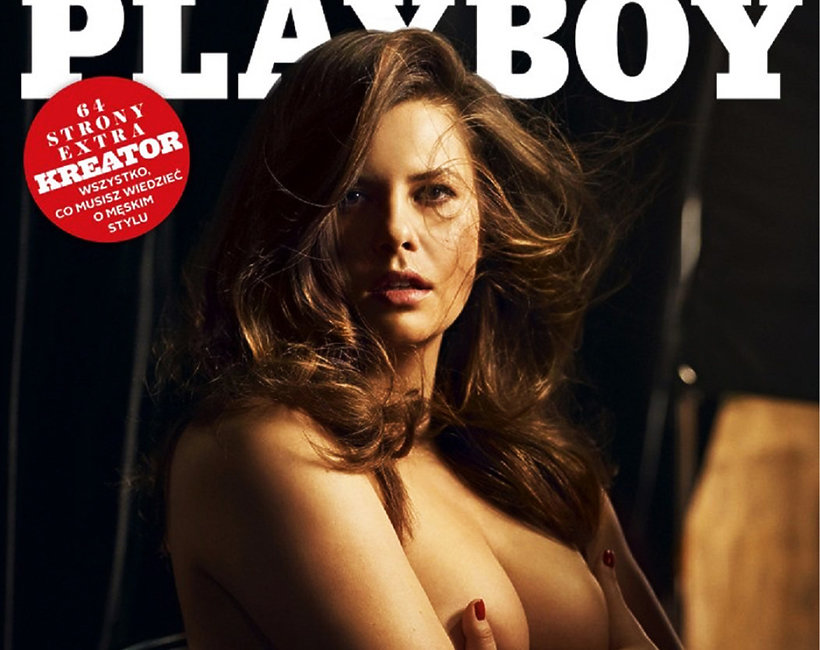 Monika Borzym, Playboy