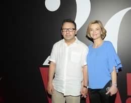 Monika Zamachowska, Zbigniew Zamachowski na 20. urodzinach VIVY!