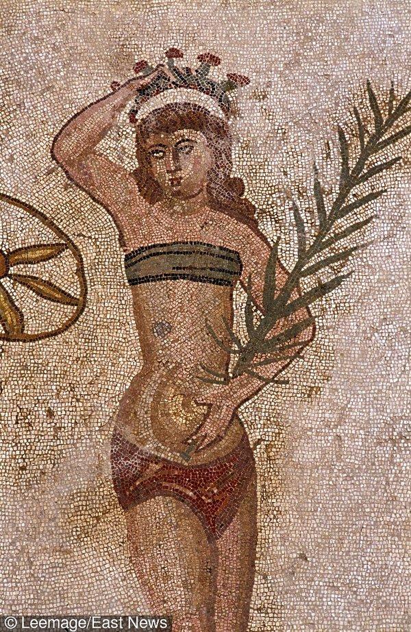 Mozaika bikini