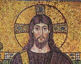 Mozaika z VI wieku w Kościele Sant'Apollinare Nuovo w Rawennie, Jak wyglądał Jezus